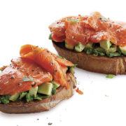 smoked salmon open sandwich 180x180 - Home