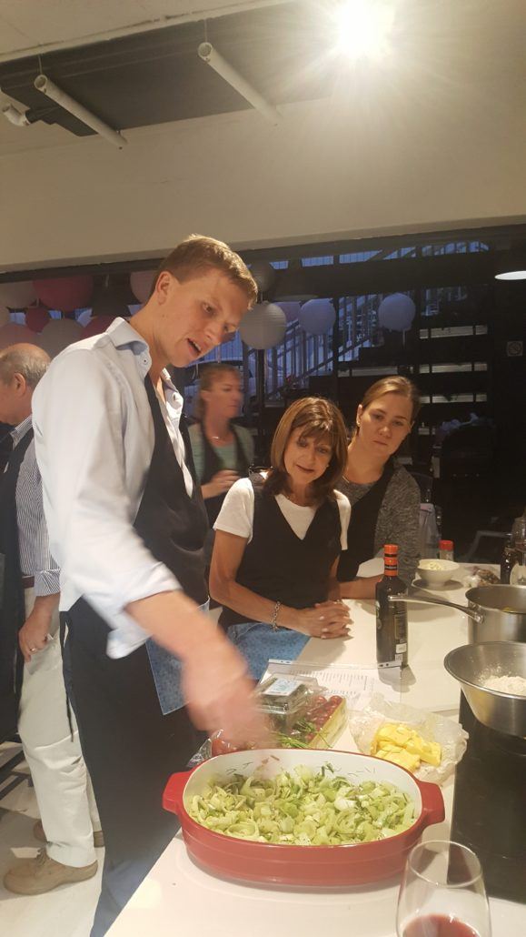 cooking classes johannesburg
